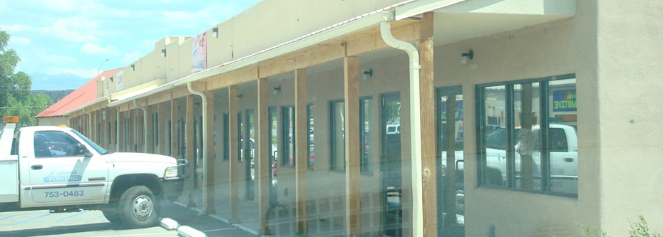 Retail Spaces at 908 N. Riverside Drive in Espanola, New Mex